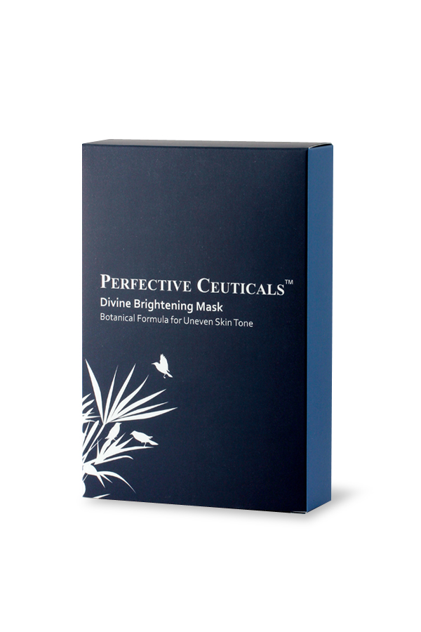 Skin Brightening Moisturizing Mask for Uneven Skin Tone